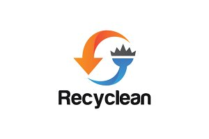 Cleaning King Logo