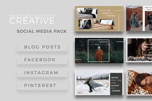 Social Media Pack Templates