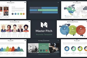 Master Pitch Keynote Presentation