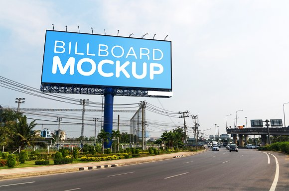 Billboard Mock-up #16
