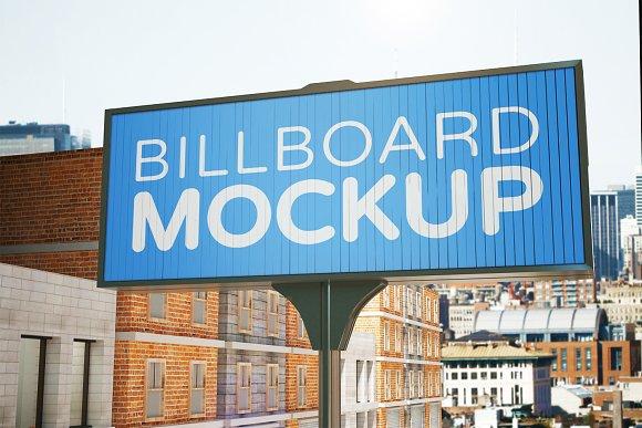 Billboard Mock-up #19