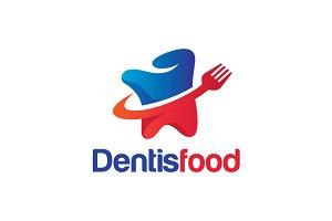 Dental Food Logo