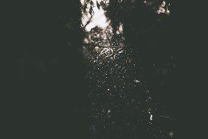 Wet Snow & Light Ray