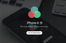 10 iPhone 6r Product Mockups