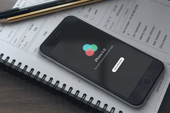 10 iPhone 6r Product Mockups in Mobile & Web Mockups - product preview 2