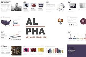 Alpha Keynote Presentation