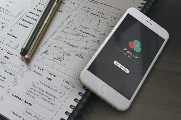 10 iPhone 6r Product Mockups in Mobile & Web Mockups - product preview 3