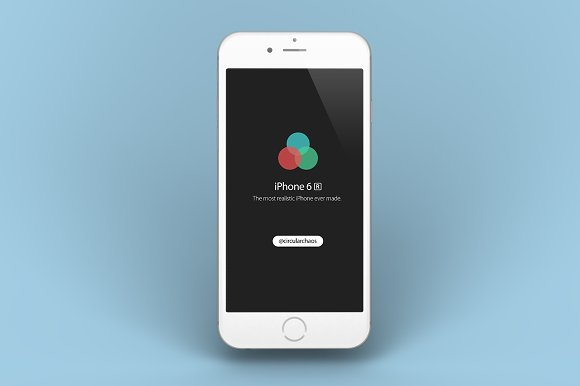 5 Angled iPhone Product Mockups in Mobile & Web Mockups - product preview 3