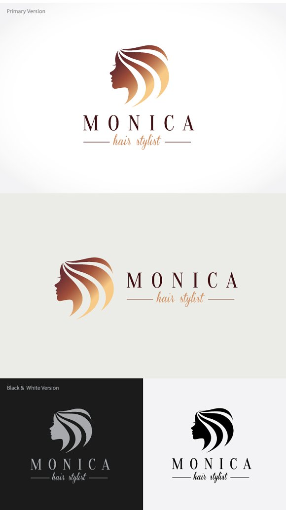 Beauty Salon in Logo Templates - product preview 1