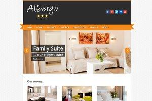 Albergo - Responsive Hotel Theme