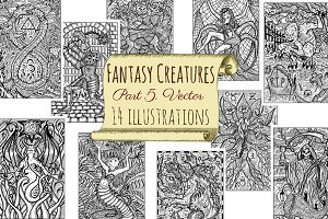 Fantasy Creatures Collection 5