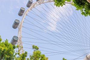 ferris wheel for Scenic ride