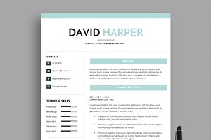 DH Resume (4 Pages)