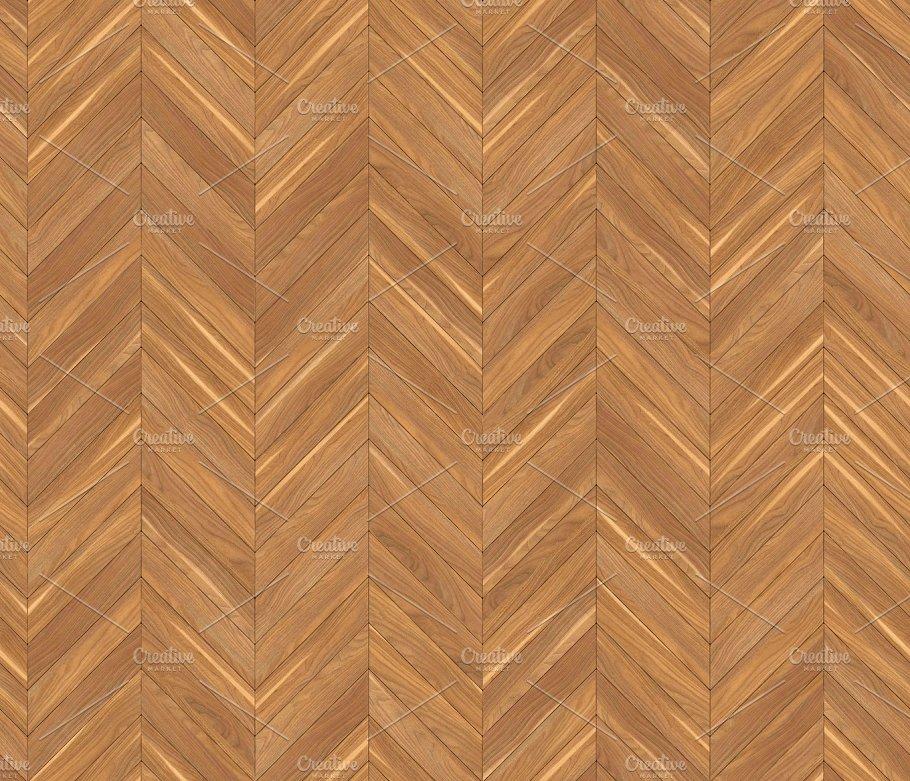 Chevron Natural Parquet Seamless Floor Texture Abstract Photos Creative Market