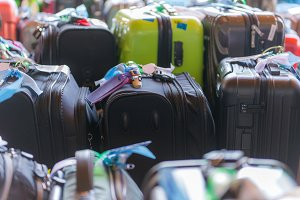 Luggage consisting