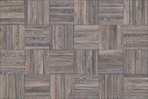 Seamless wood parquet texture