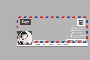 Envefb Facebook Cover Template