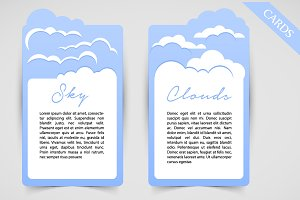 Cloud cards