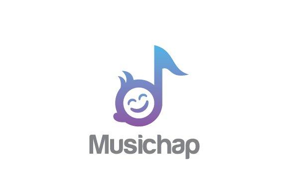 Music Kids Logo