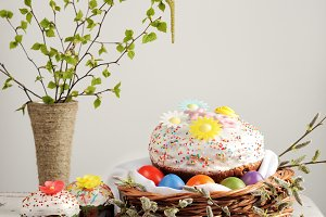 Traditional Orthodox Easter food
