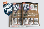 AsiaTrip Magazine Template Issue #2