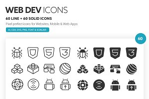 Web Dev Icons