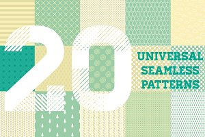 Universal Seamless Patterns