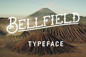 Bellfield - Tattoo Typeface (INTRO)
