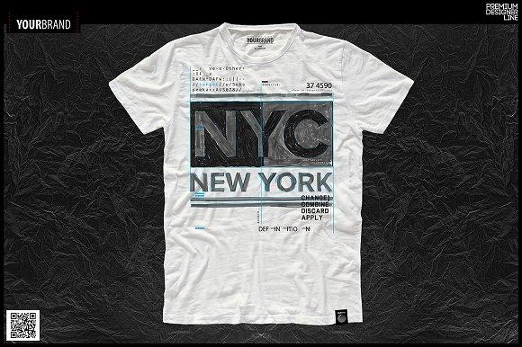 T-Shirt Print NYC