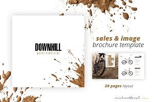 Sales & Image Brochure - Downhill