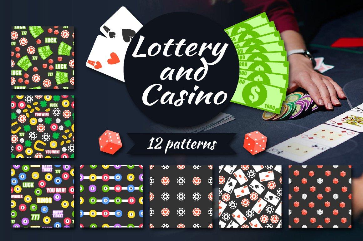 Photoshop casino pattern lemiere casino