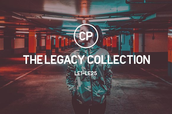 The Legacy Collection LIGHTROOM