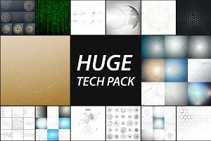 Huge tech pack-New price-80%OFF