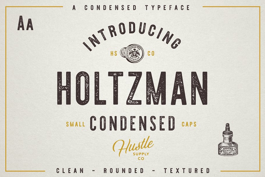 The Artisan Collection (Font Bundle) in Display Fonts - product preview 2
