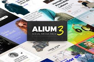 ALIUM 3 | Social Media Pack