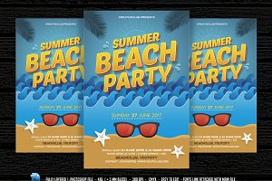 Summer Beach Party / Pool Party