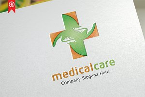Medical Care / Healthy - Logo