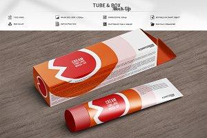 Tube & Box Mock-Up