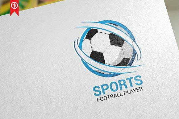 Sport Soccer Logo Template