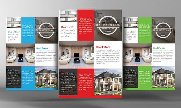 real estate brochure template free - real estate flyer template flyer templates on creative