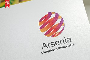Abstract / Arsenia - Logo Template