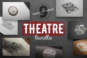Theater logo kit