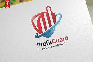 Profit Guard / Object-Logo Template