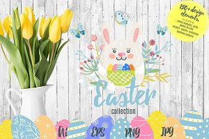 Happy Easter Big Set
