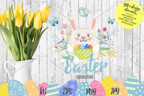 Happy Easter Big Set