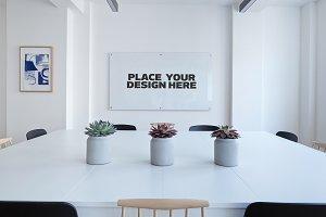 Office Indoor Mock-up#14