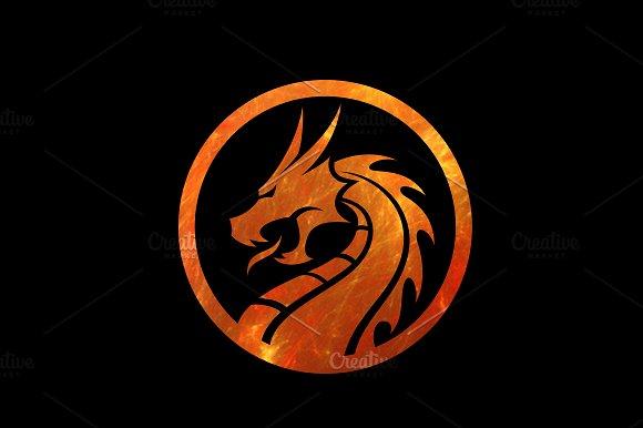 Dragon Logo Company » Designtube - Creative Design Content  Dragon Logo Com...