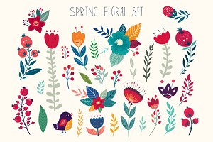 SPRING FLORAL COLLECTION