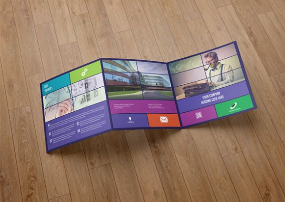 Metrostyle corporate brochure-V67 in Brochure Templates - product preview 2