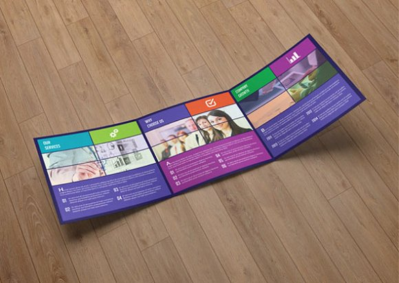 Metrostyle corporate brochure-V67 in Brochure Templates - product preview 3